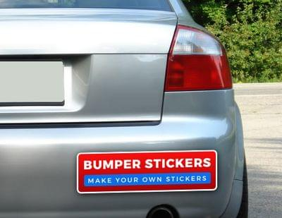 Bumper stickers[1]